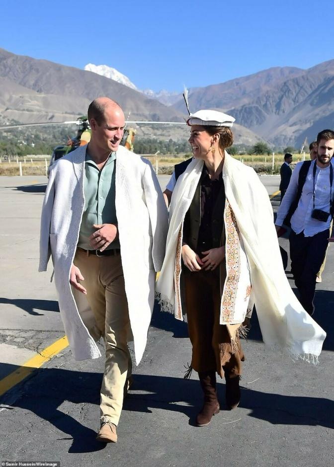 Королевский визит в Пакистан. День третий