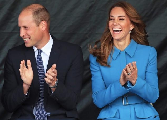 Кейт Миддлтон имеет право претендовать на титул королевы