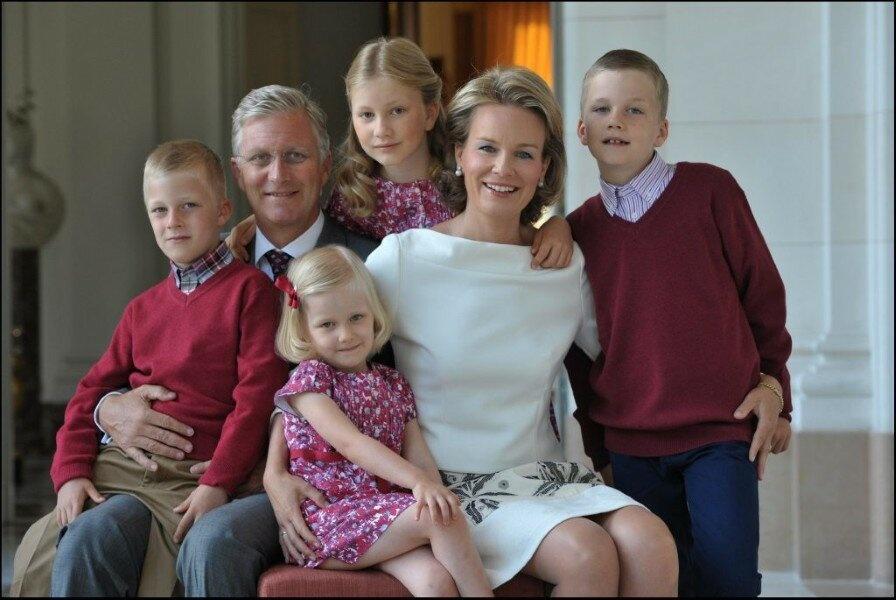 Будущая королева Бельгии: принцессе Елизавете - 18!