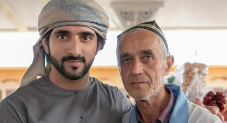 Плов, семья президента и встречи: принц Дубая снова в Узбекистане