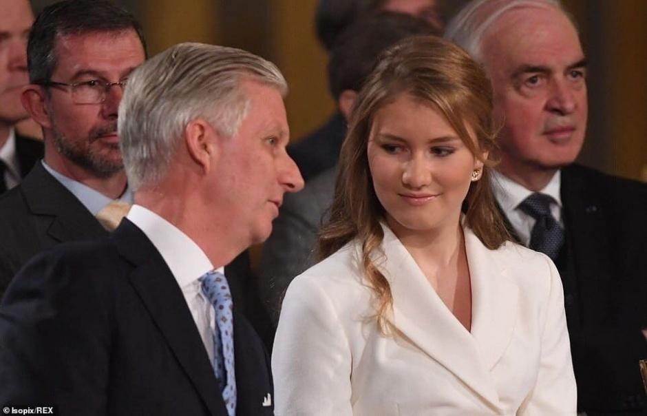 """Будущая королева Бельгии: """"Страна может рассчитывать на меня»"""