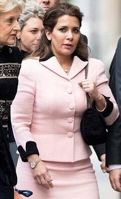 Принцесса Хайя: Дело о разводе с шейхом Дубая в самом разгаре, выступили первые свидетели, пишет пресса