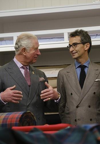 Принц Чарльз выпустит коллекцию одежды