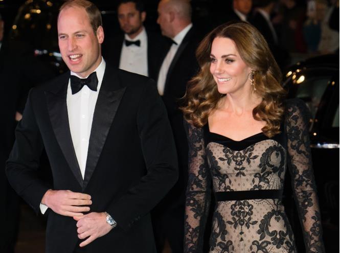 Как выглядеть элегантно в «голом» платье: показывает герцогиня Кейт