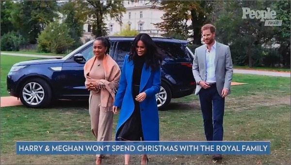 «Рождественская истерия» вокруг герцогов Сассекских: что говорят королевские обозреватели