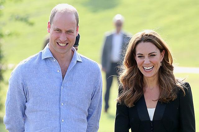 Кейт Миддлтон и принц Уильям устроли частную рождественскую вечеринку в Лондоне
