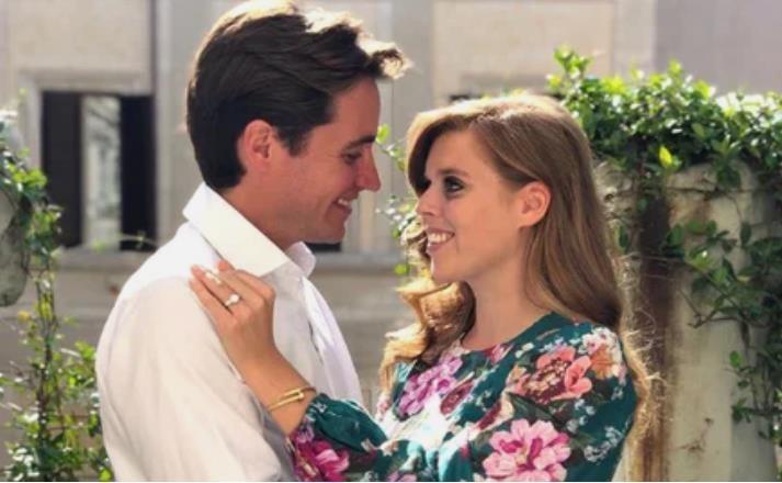 Принцесса Беатрис отказалась от телетрансляции своей свадьбы после интервью принца Эндрю