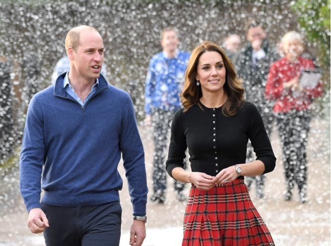 По стопам Сассекских: Кейт и Уильям могут пропустить Рождество с Елизаветой II