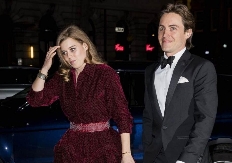Принцесса Беатрис вместе с женихом посетила Christmas Carol Concert: комментарии британцев