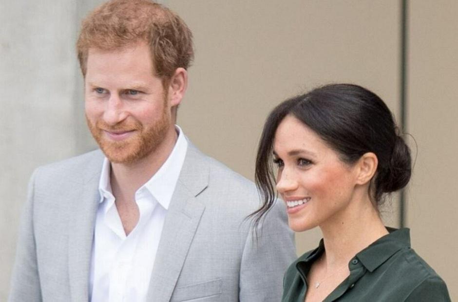 Меган Маркл и принц Гарри рассекретили место своего отпуска. Это не США