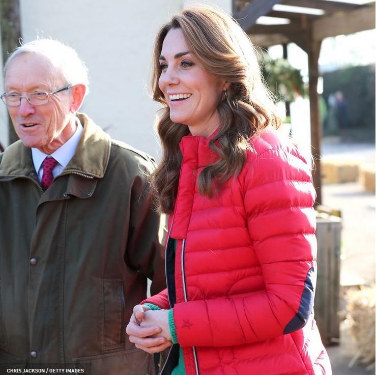 Кейт Миддлтон получила новую королевскую обязанность от королевы Елизаветы II