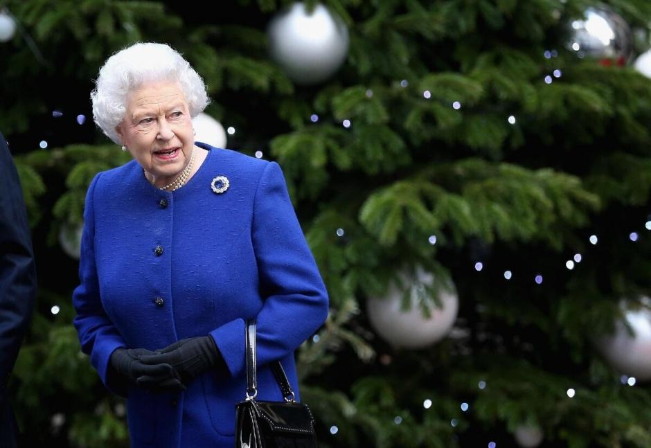 Рождество в королевской семье