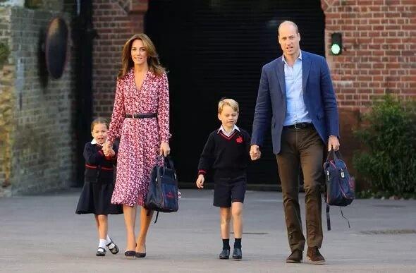 Принцесса Шарлотта закончила свой первый школьный семестр