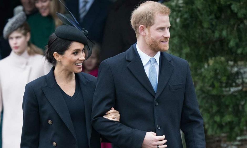Незваные гости: Меган Маркл и принц Гарри пропустят вечеринку в Букингемском дворце
