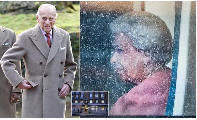 Принц Филипп срочно доставлен в больницу