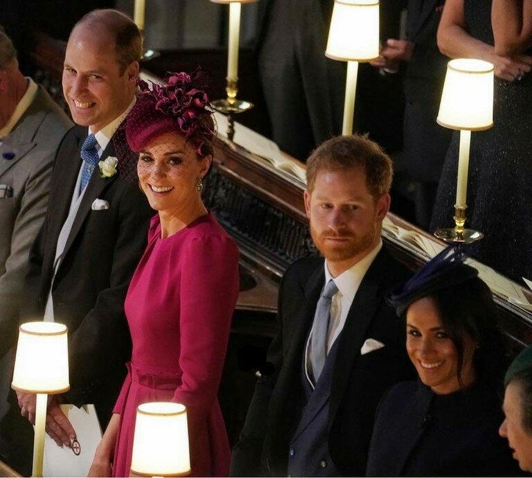 Эксперты: Кембриджи воспользуются отъездом Меган и Гарри для восстановления имиджа монархии