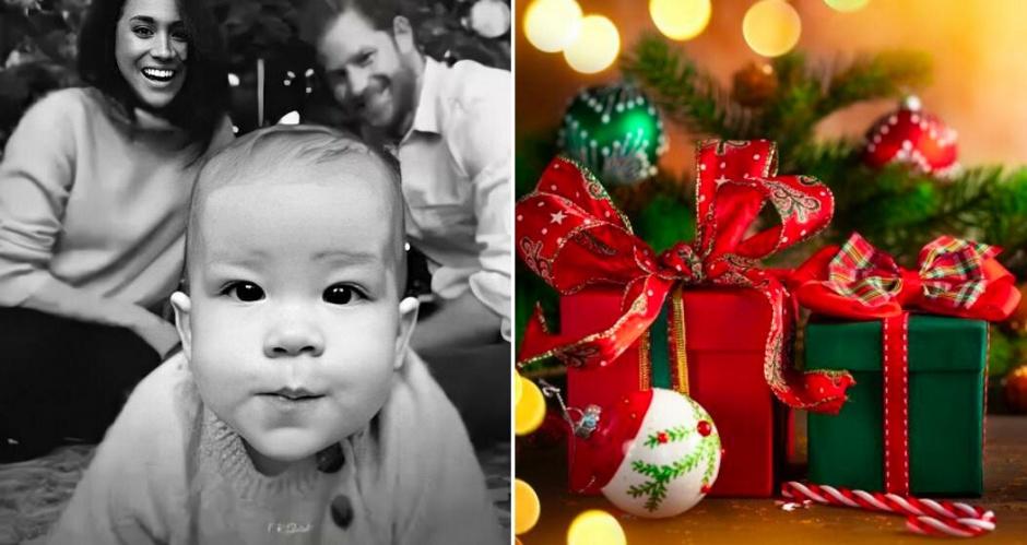 Что принц Гарри и Меган Маркл подарили сыну на его первое Рождество