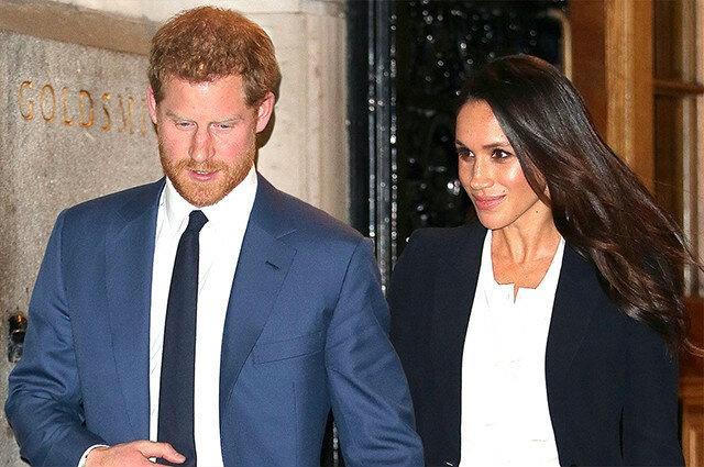 Меган Маркл и принц Гарри с приступают к своим королевским обязанностям