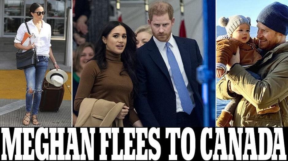 Принц Чарльз угрожает прекратить финансирование Гарри и Меган после их решения уйти