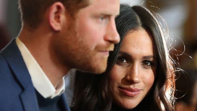 Принц Гарри и Меган не смогут пользоваться королевскими титулами
