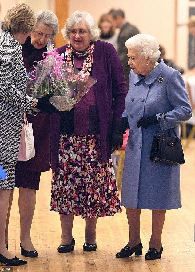 Королева Елизавета II отменила мероприятие из-за нездоровья