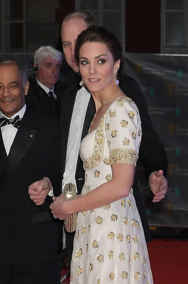 Запоминающиеся фото принца Уильяма и Кейт Миддлтон с красной дорожки
