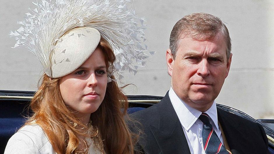 Принц Эндрю поведет дочь к алтарю