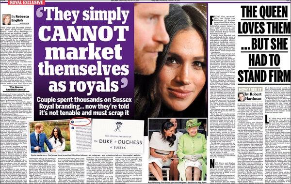 Обновление официальной информации о новом статусе герцогов Сассекских — от королевских обозревателей