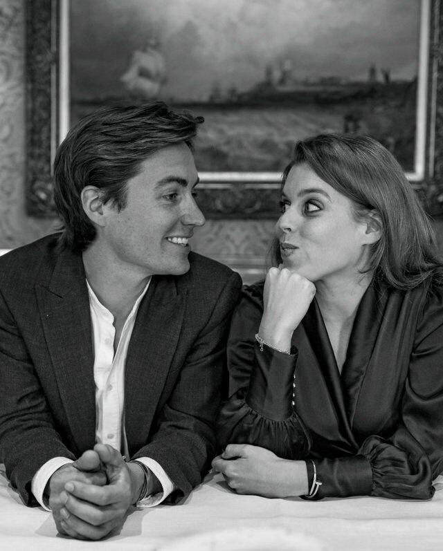 Принцесса Беатрис с женихом уезжают в Италию, чтобы там сыграть свою свадьбу