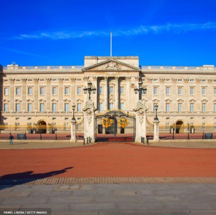 Закулисный взгляд на ремонт в Букингемском дворце