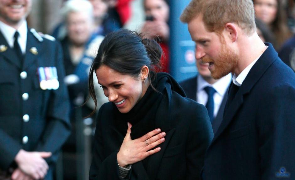 Принц Гарри и Меган Маркл не будут создавать благотворительный фонд