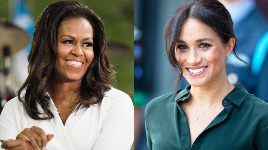 Мишель Обама и Меган Маркл — специальные гости на ежегодном саммите Girl Up