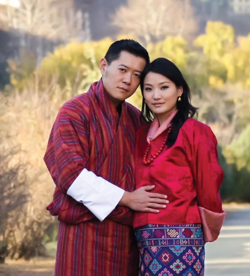 свадьба короля бутана фото взглянуть фото