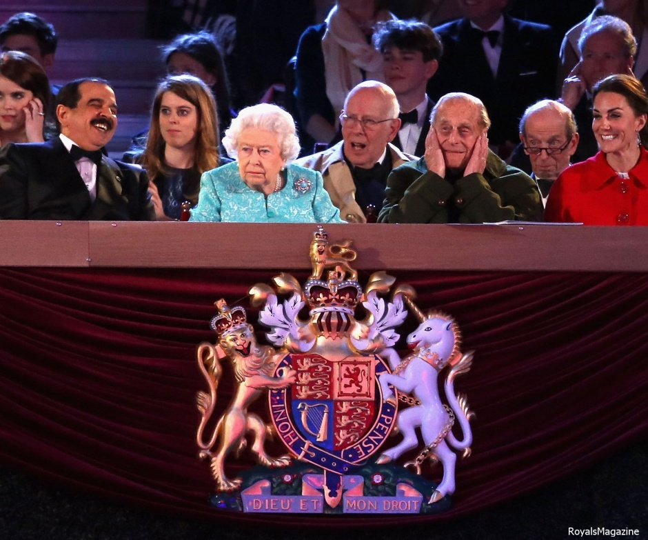Windsor castle jubilee celebrations