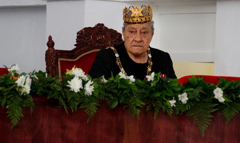Умерла королева-мать Тонга